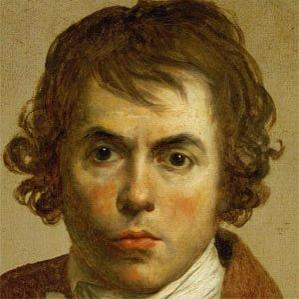 Jacques-Louis David bio