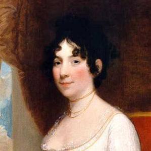 Dolley Madison bio