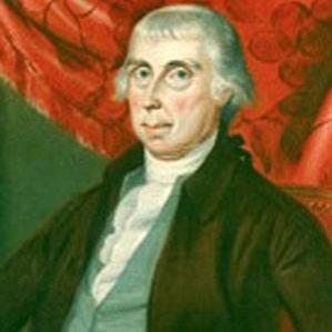 James Madison Sr. bio