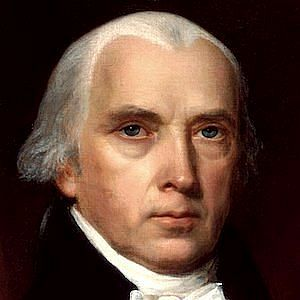 Age Of James Madison biography