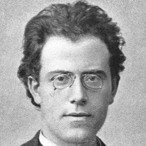 Gustav Mahler bio