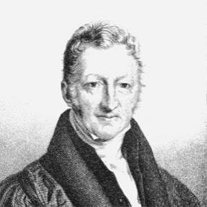 Thomas Malthus bio