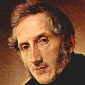 Alessandro Manzoni bio