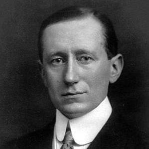 Guglielmo Marconi bio