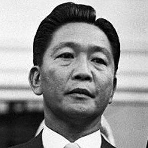 Ferdinand Marcos bio