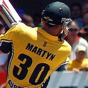 Age Of Damien Martyn biography