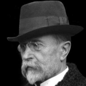 Tomas Garrigue Masaryk bio