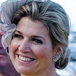 Age Of Queen Maxima biography