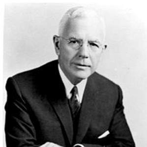 John A. McCone bio