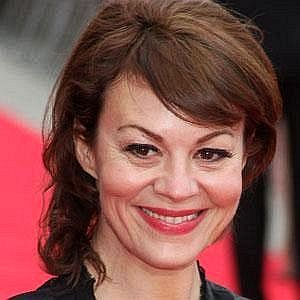 Age Of Helen McCrory biography