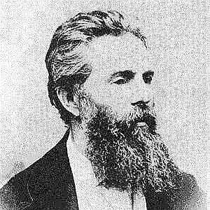 Age Of Herman Melville biography