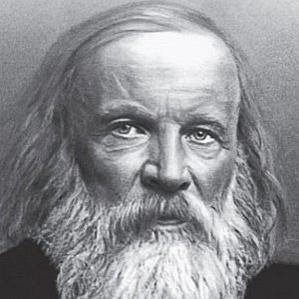 Dmitri Mendeleev bio
