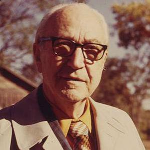 Karl Menninger bio