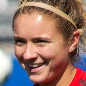 Age Of Kristie Mewis biography