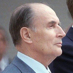 Francois Mitterrand bio