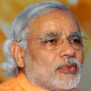 Age Of Narendra Modi biography