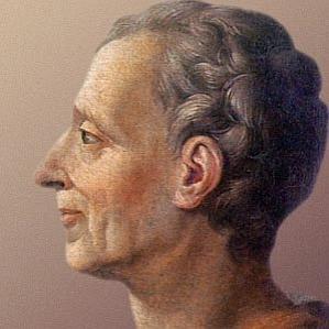Montesquieu bio