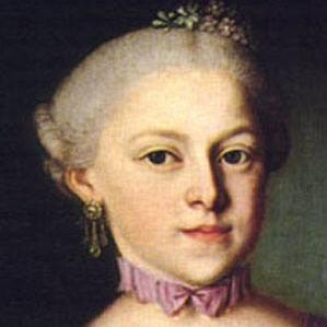 Anna Maria Mozart bio