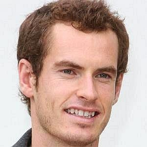 Age Of Andy Murray biography