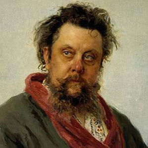 Modest Mussorgsky bio