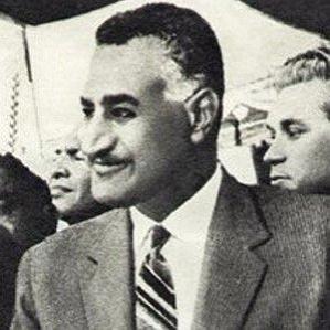 Gamal Abdel Nasser bio