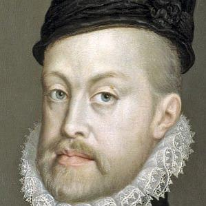 Philip II of Spain bio