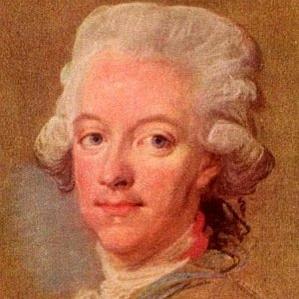Gustav III bio