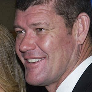 Age Of James Packer biography