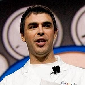 Age Of Larry Page biography