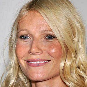 Age Of Gwyneth Paltrow biography