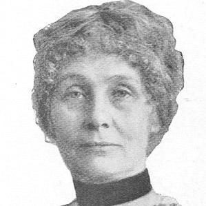 Emmeline Pankhurst bio