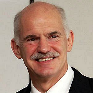 Age Of George Papandreou biography