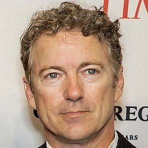 Age Of Rand Paul biography