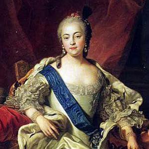 Elizabeth Petrovna bio