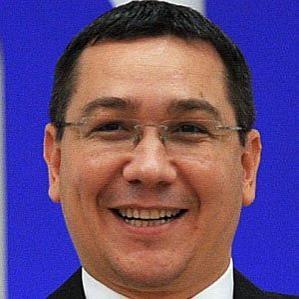 Age Of Victor Ponta biography