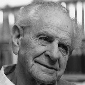 Karl Popper bio
