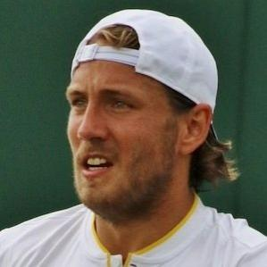 Age Of Lucas Pouille biography