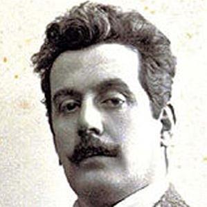 Giacomo Puccini bio