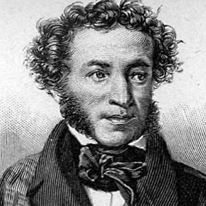 Alexander Pushkin bio