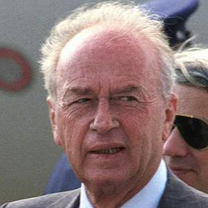 Yitzhak Rabin bio