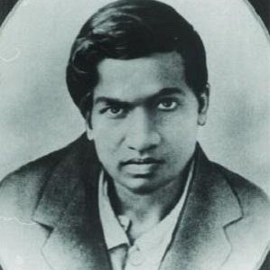 Srinivasa Ramanujan bio