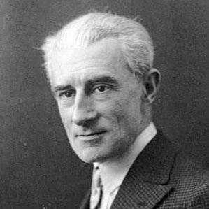 Maurice Ravel bio