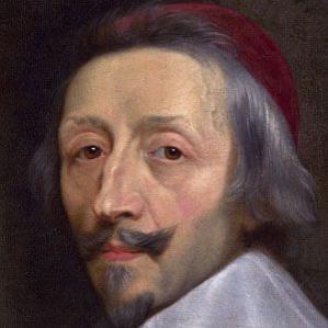 Age Of Cardinal Richelieu biography