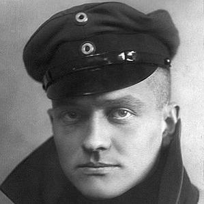 Manfred Von Richthofen bio