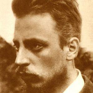 Rainer Maria Rilke bio