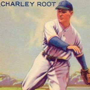 Charlie Root bio