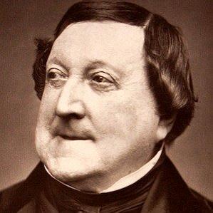 Gioachino Rossini bio