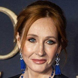 Age Of J.K. Rowling biography