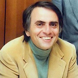 Age Of Carl Sagan biography