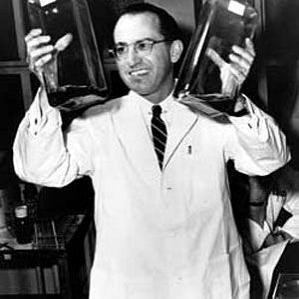 Jonas Salk bio